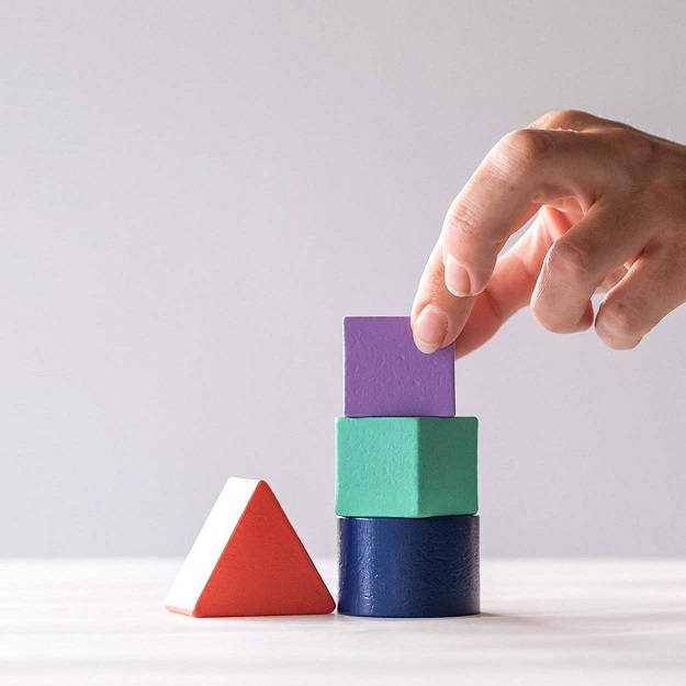 Showing building blocks for VCs to build a company