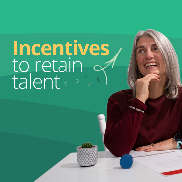 You need more than one-off incentives to retain top employees - you need a strategy